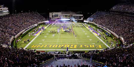 Eastern Tennessee State University >> East Carolina University Canvas Art Prints | East Carolina University Panoramic Photos, Posters ...