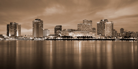 New Orleans Cityscape New Orleans