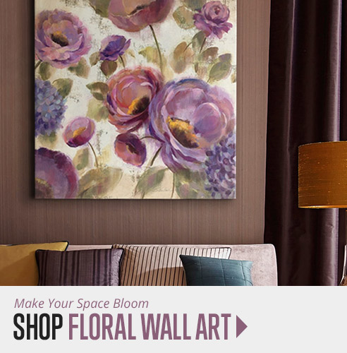 Shop Floral Wall Art