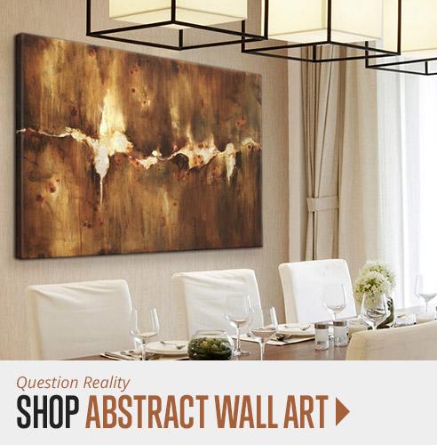 Shop Abstract Wall Art