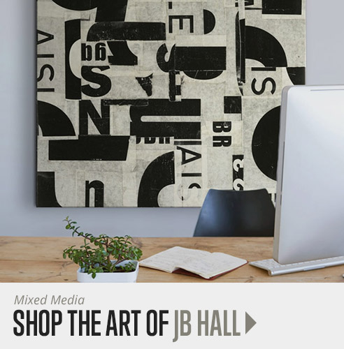 Shop JB Hall Wall Art