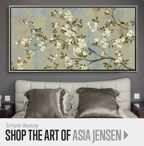 Shop the art of Asia Jensen