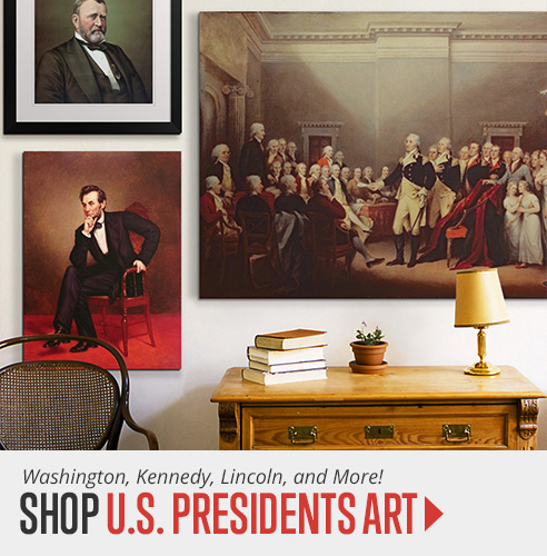 Shop the U.S. Presidents Collection