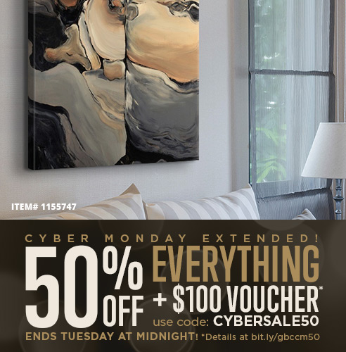 50% off and $100 voucher. Shop best selling wall art.