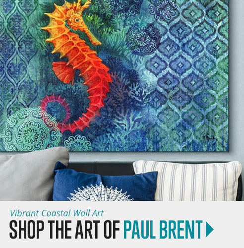 shop paul brent wall art