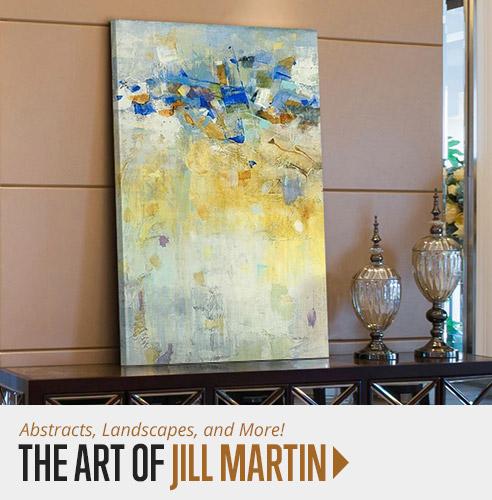 Shop Jill Martin Wall Art