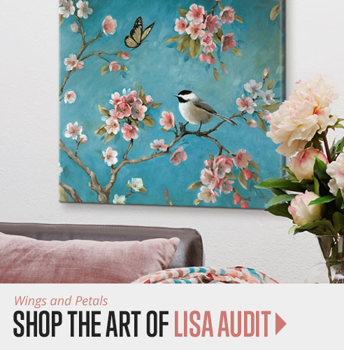 Shop Lisa Audit Wall Art