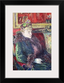 Madame de Gortzikoff, 1893 (oil on canvas)