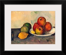 Still life with Apples, c.1890 (oil on canvas)