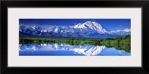 Alaska, Denali National Park, Alaska Range