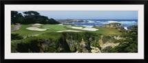 Golf course, Cypress Point Golf Course, Pebble Beach, California