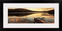 Water & boat ME/NH border