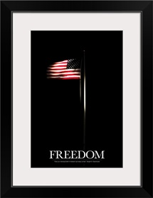 Military Poster: Freedom
