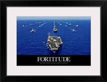 Motivational Poster: USS Ronald Reagan