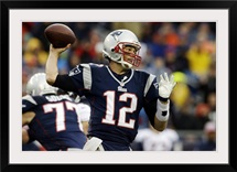 Broncos Patriots Football - Tom Brady