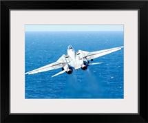 An F14D Tomcat taking off