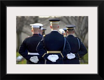 The Armed Forces Honor Guard