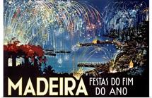 Madeira, Festas do Fim Do Ano, Vintage Poster