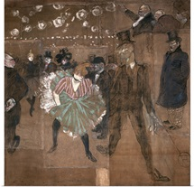Dancing at the Moulin Rouge: La Goulue (1870 1927)