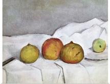 Fruit on a Cloth, c.1890 (oil on canvas)