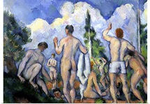 The Bathers, c.1890 92 (oil on canvas)