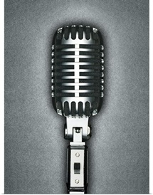 A Classic microphone