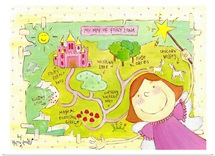 Map of Fairy Land