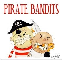 Pirate Bandits