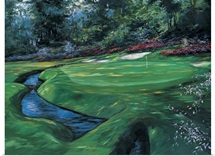 13th At Augusta