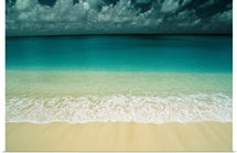 Tranquil beach, Marshall Islands, Micronesia