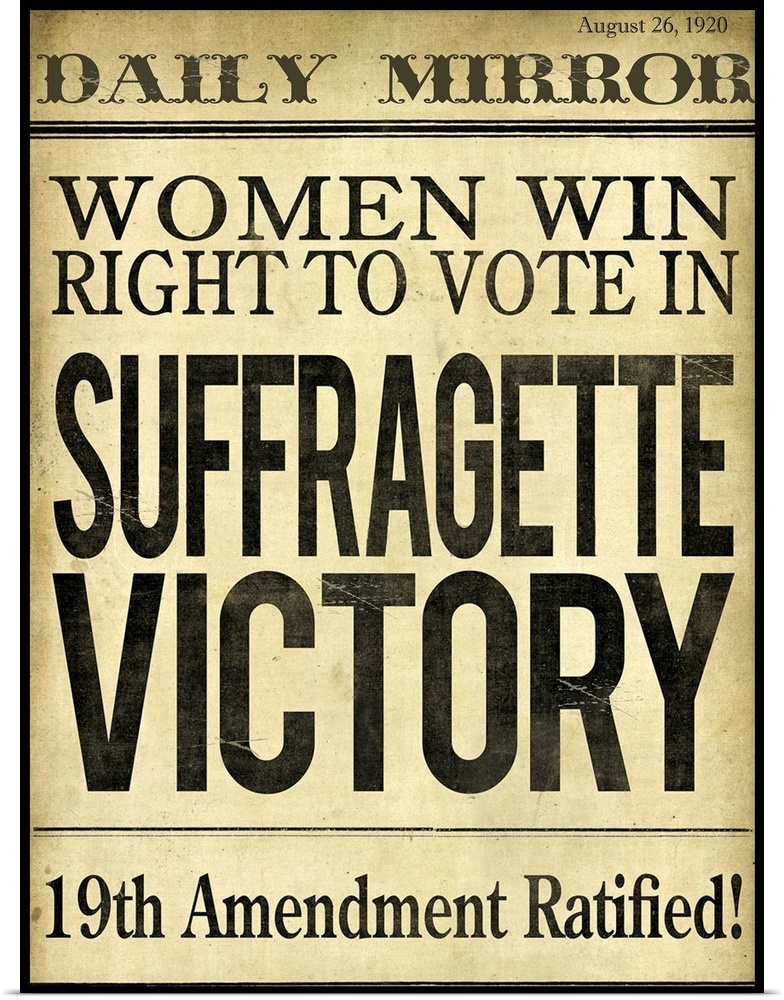 essay on the suffragettes Essay on women's suffrage beginning in the mid to late 1800's women began to express their frustration with their roles in society more and more.