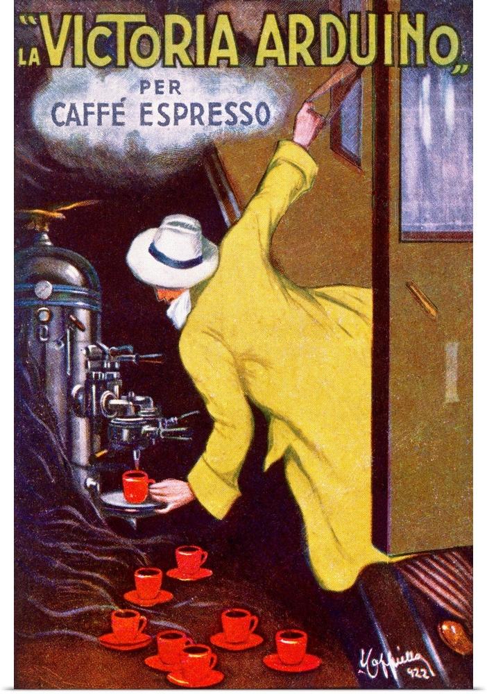 Poster print wall art entitled la victoria arduino per