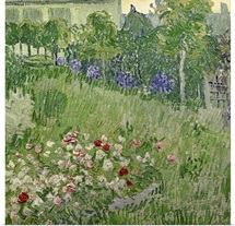 Daubignys garden, 1890 (oil on canvas)