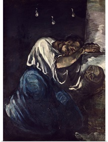 La Madeleine, or La Douleur, c.1869 (oil on canvas)