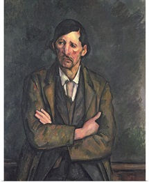 Man with Crossed Arms, c.1899 (oil on canvas)