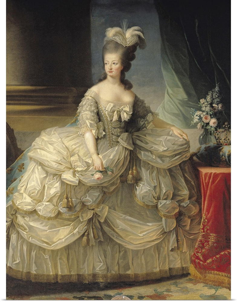marie antoinette a great leader essay Ten characteristics of marie antoinette  she was a fine lady, a good queen a tragic figure she also never said let them eat cake when talking about the peasants not being able to have bread .