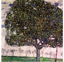 The Apple Tree II, 1916 (oil on canvas)