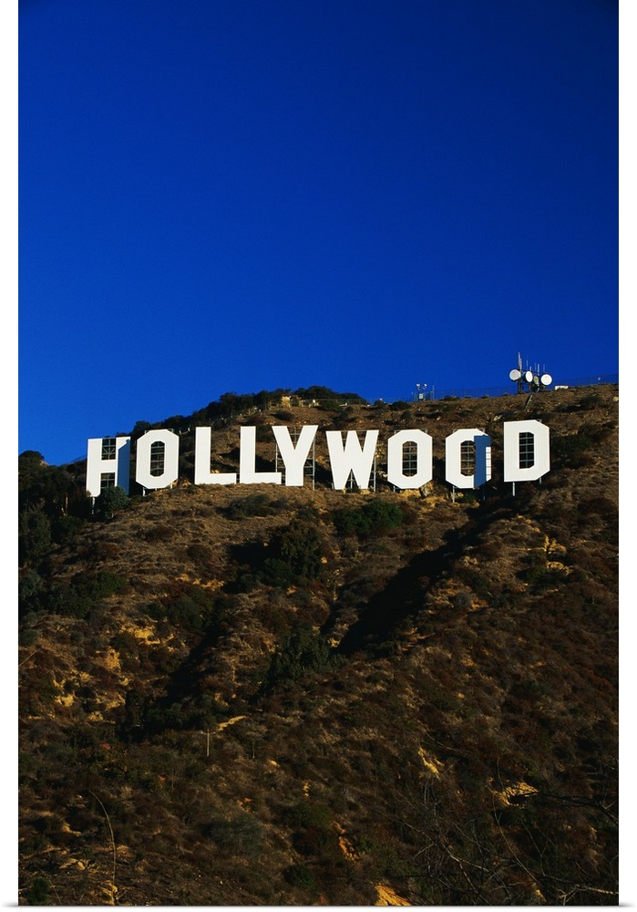 Poster Print Wall Art entitled Hollywood Sign Los Angeles CA | eBay