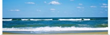 Waves in the sea, Cape Hatteras, Outer Banks, North Carolina