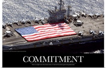 Motivational Poster: USS Nimitz