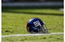 New York Giants Football Helmet