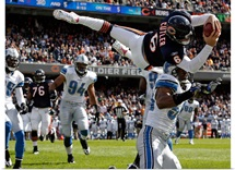 The Bears Jay Cutler