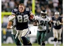 The Dallas Cowboys Jason Whitten