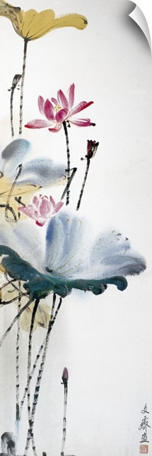 Glamorous Lotus