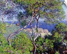 Bordighera, 1884 (oil on canvas)