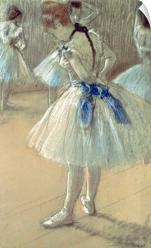 Dancer (pastel)