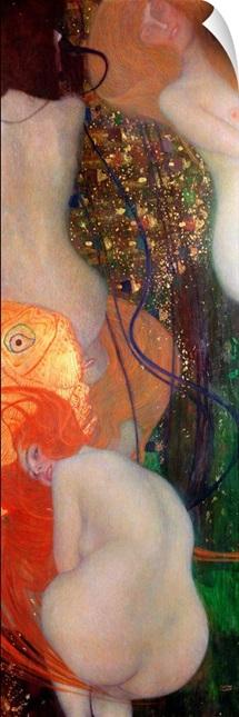 Goldfish, 1901 02 (oil on canvas)