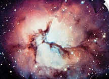Trifid Nebula