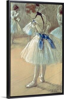 Dancer (pastel)
