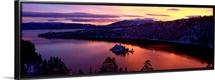 Emerald Bay Lake Tahoe CA